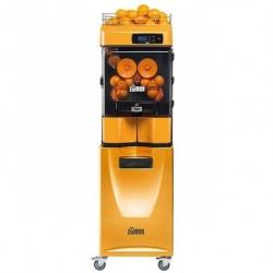 Presse orange Versatile Pro podium